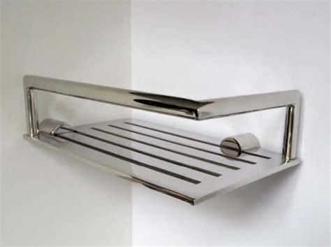 Bathroom towel stands stainless steel corner sink base corner shower shelf chrome interior
