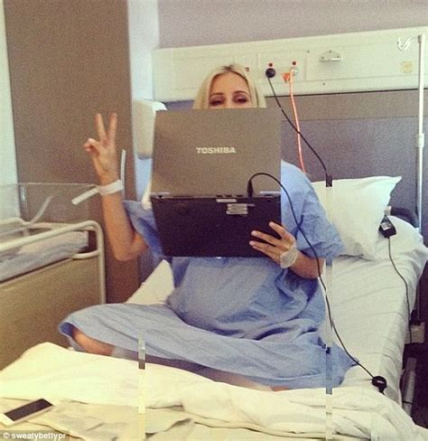working from bed roxy jacenko was sending emails from hospital immediately