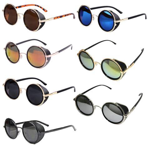 Kacamata Wanita Semi 3 kacamata steunk pria wanita golden gray jakartanotebook