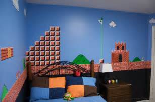 mario brothers bedroom painting a kids room qbn