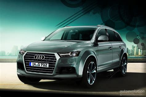 Audi New Q7 by 2015 Audi Q7 A New Design Language From Ingolstadt