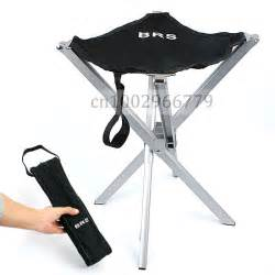 outdoor aluminum alloy ultralight portable folding stool mazha camping fishing chair small seat