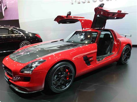 mercedes gull wing will there be another gullwing from mercedes benzinsider
