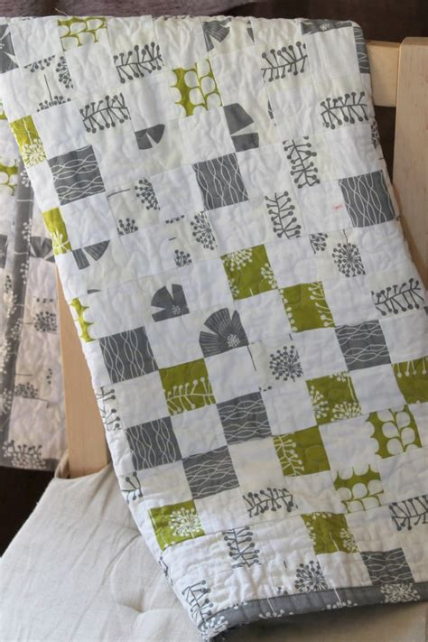 Contemporary Patchwork Quilts - modern patchwork quilt