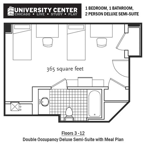 columbia college chicago housing the university center students columbia college chicago