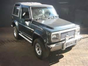 Daihatsu Rocky 4x4 Daihatsu Rocky 1998 4x4 For Sale In Grahamstown Eastern