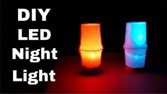how to make led light how to make simple led table l diy led