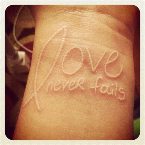 tattoo i love jesus love never fails with jesus fish tattoo randomss pinterest