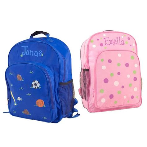 personalized backpack for kids aagiftsandbaskets com