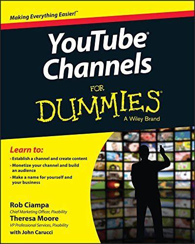Pdf Channels Dummies Rob Cia channels for dummies avaxhome