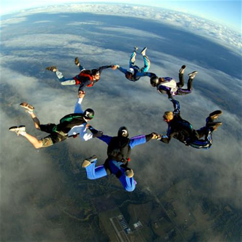 215 Square Feet Experienced Jumpers 171 Skydive Philadelphia Serving