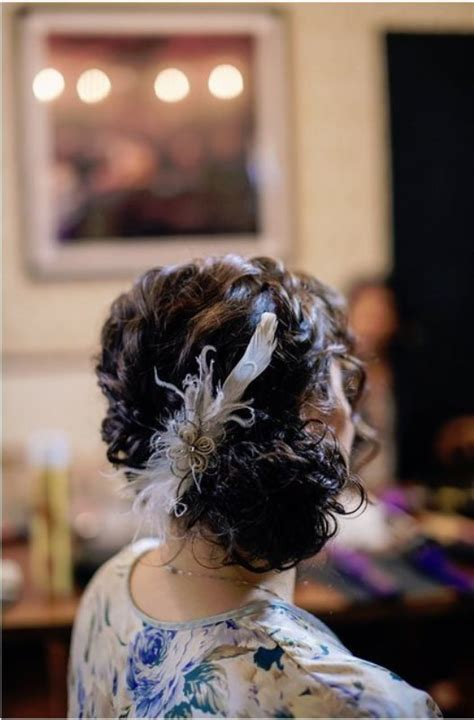Wedding Hairstyles For Really Curly Hair by 29 Charming S Wedding Hairstyles For Naturally Curly