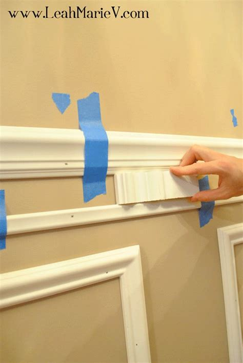 diy molding diy picture frame molding do i want this or do i stick