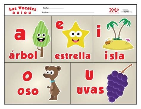 imagenes en ingles con las vocales objetos que comienzan con vocal a imagui