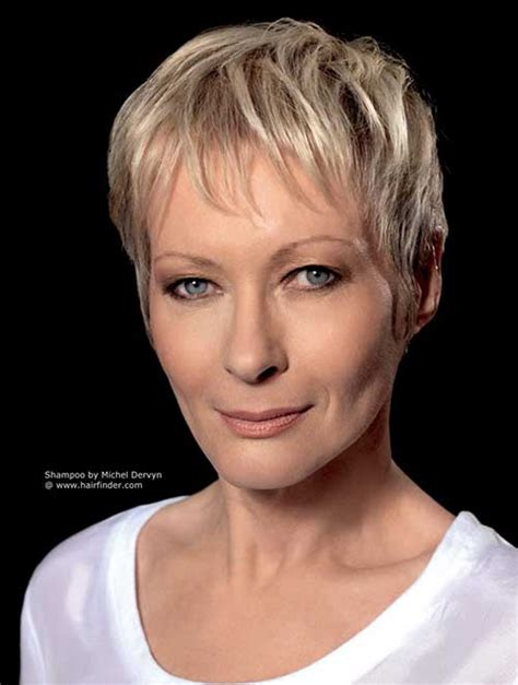 best short pixie haircuts for 50 year old women best short haircuts for women over 50 short hairstyles