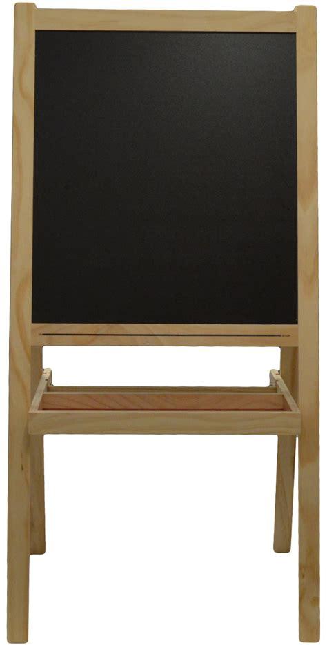 Blackboard Stand childrens colour wooden whiteboard blackboard