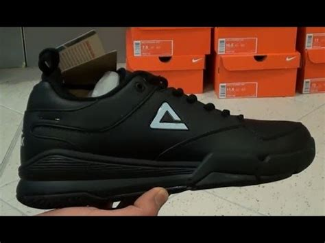 referee basketball shoes peak fiba referee shoe