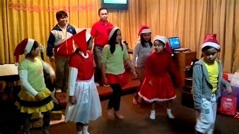 christmas party dance presentation presentation of k2 children