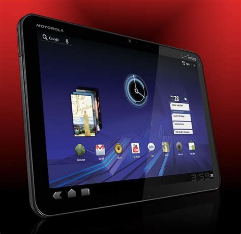 android tablet price motorola xoom android tablet price specs and release date