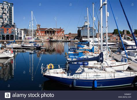 houses to buy in ipswich yachts at ipswich haven marina and the old custom house ipswich stock photo royalty