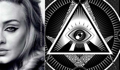 illuminati massoneria adele degli illuminati sulla cover di i d bitchyf