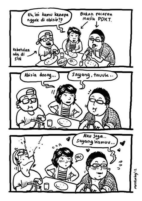 komik indonesia kumpulan komik kehidupan sehari hari mustahil gak