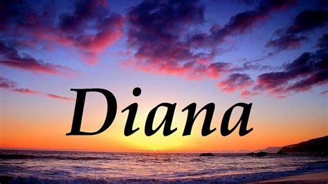 imagen de cumpleaos con el nombre liliana diana significado y origen del nombre youtube