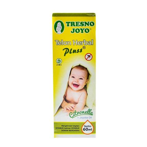 Jual Minyak Telon Tresno Joyo by Jual Tresno Joyo Minyak Telon Herbal Plus Citronella 60