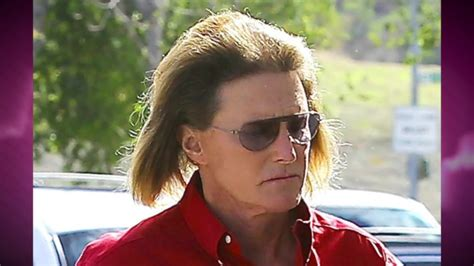 bruce jenner long hair bruce jenner gaunt long haired in latest bizarre