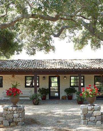 spanish ranch dream home pinterest a spanish style country california home actor malcolm