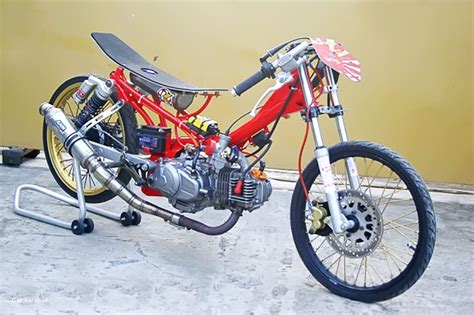 Foto Motor Terbaru by Foto Motor Drag Jupiter Z Terbaru Automotivegarage Org