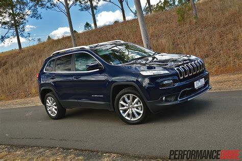 Jeep Cheroke Limited 2014 Jeep Limited Review Performancedrive