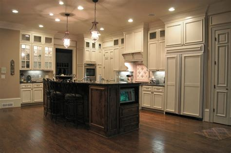Kitchen Cabinet Finishing Kitchen Cabinets Traditional Kitchen Atlanta By Creative Cabinets And Faux Finishes Llc