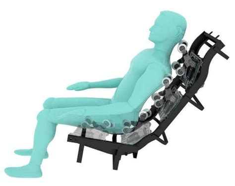 Reflexology Chair by Infinity Iyashi Call For Special Price