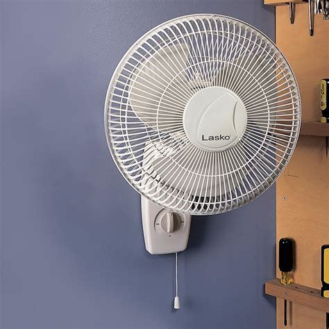 lasko 12 wall mount fan amazon com lasko 3012 12 inch wall fan home kitchen