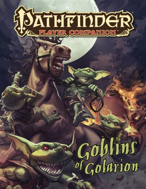 pathfinder player companion potions poisons books paizo pathfinder player companion goblins of