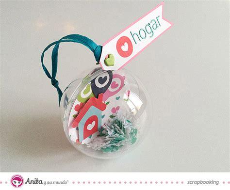 como decorar bolas de navidad bolas de navidad transparente decorada con papel