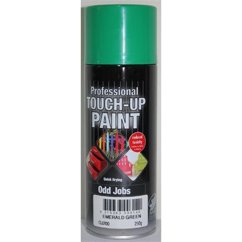 spray paint emerald city emerald green enamel spray paint 250gm