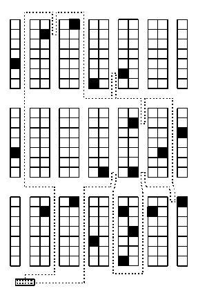 Warehouse Layout Algorithm   website of kees jan roodbergen