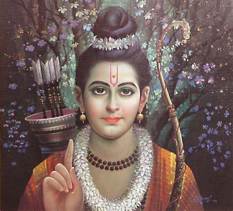 who is ram in hinduism is the hindu god raam venerated by the gurus in sikh