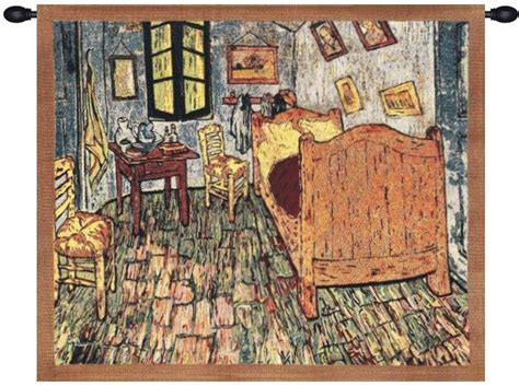 Funky Bedroom Ls by Goghs The Bedroom Tapestry Wall Hanging Products