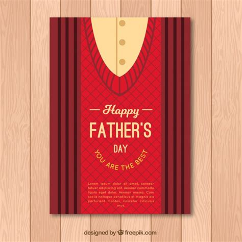 greeting card template s day jumper greeting card template for s day vector