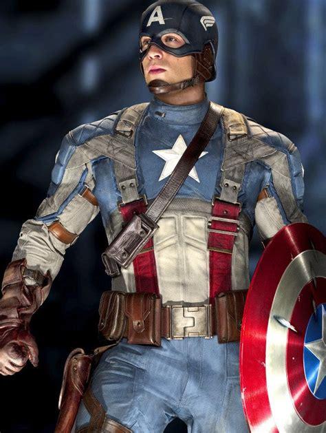 Capten Amerika captain america trailer