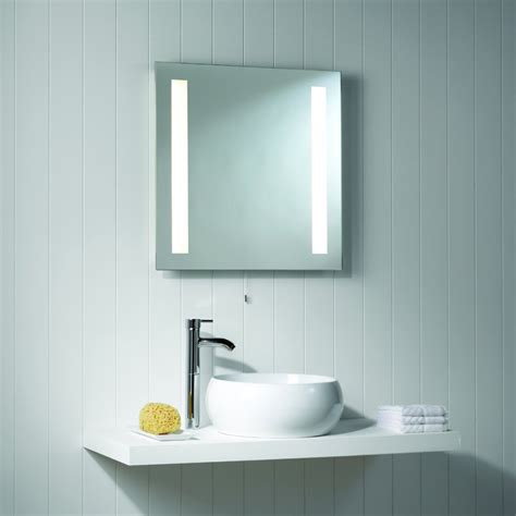 Bathroom Mirror And Lights | galaxy 0440 mirror bathroom mirror ip44