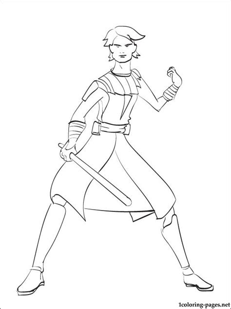 coloring pages anakin skywalker wars anakin skywalker printable page coloring pages