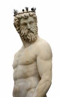Greek Gods Statues Zeus Statue In Florence Firenze Matthew S Island Of