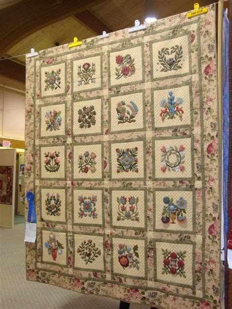 Quilt Shops Adelaide by 88 Best Floral Applique Quilts Images On