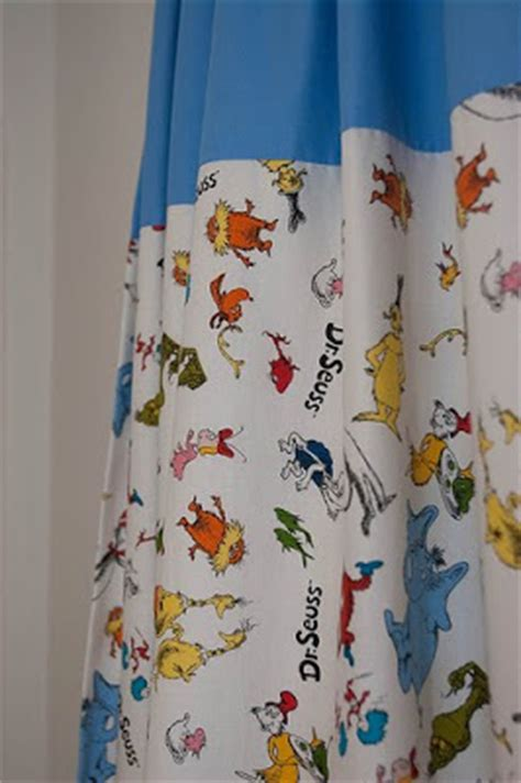 dr suess shower curtain growing in stitches dr seuss curtains
