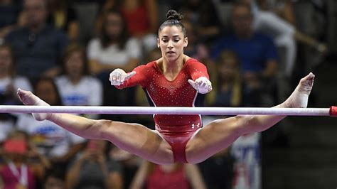 image gallery olympic athletes oops gymnastics walks fine line between training and