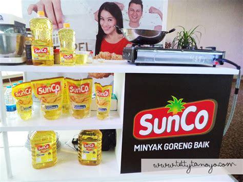 Minyak Goreng Sunco tumpas penyakit dengan minyak goreng baik tettytanoyo s lifestyle
